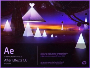 Adobe After Effects CC 2015.0.1 13.5.1.48 RePack by D!akov [Multi/Rus]