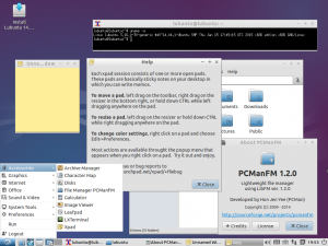 Lubuntu 14.04.3 Trusty Tahr (Легкий дистрибутив) [i386, amd64] 2xCD
