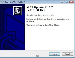 K-Lite Codec Pack Update 11.3.7 [Eng]