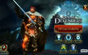 Defenders v1.8.60680-1.8.60683 Мод