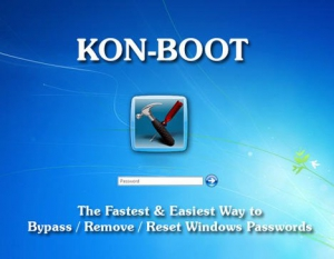 Kon-Boot for Windows 2.5.0 [En]