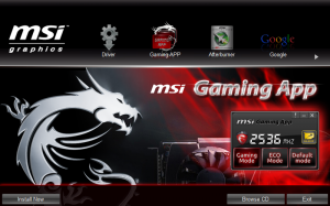 ������������ ���� ��� ��������� MSI N660/N760/N770/N780 TF GAMING (�� ���� NVIDIA GeForce GTX 660/760/770/780) � �������� ���������� Twin Frozr IV Adv