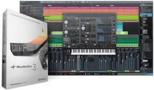 PreSonus Studio One Professional 3.0.2.34331 [En]