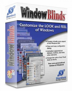 WindowBlinds 8.12 build 037 [En]
