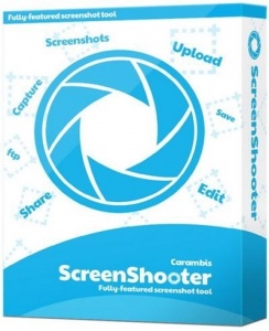Carambis ScreenShooter 1.0.0.1346 + Portable [Ru/En]