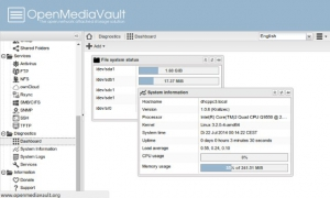 OpenMediaVault 2.1.8 [x86+x64] 2xCD