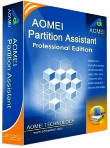 AOMEI Partition Assistant Professional / Server / Unlimited / Technician Edition v5.6.4 Retail [2015,MlRus]