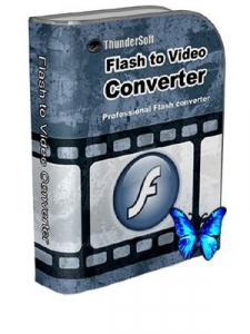 ThunderSoft Flash to Video Converter 2.3.6.0 RePack by 78Sergey [Ru]