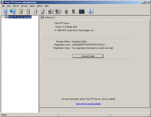 Titan FTP Server Enterprise 11.20 Build 2264 11.20.2264 [Eng]