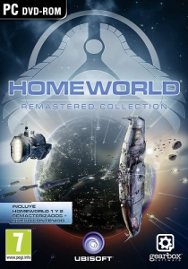 Homeworld Remastered Collection (2015) [Ru/Multi] (1.29/dlc) SteamRip Let'sPlay