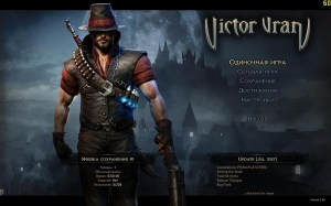 Victor Vran (2015) [Ru/Multi] (2.0/dlc) SteamRip Let'sPlay