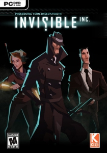 Invisible Inc (2015) [Ru/En] (1.0.146742) SteamRip Let'sРlay