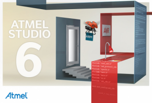 Atmel Studio 6.2 sp2 (build 1563) x86 x64 [02/2015, ENG]