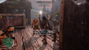 Middle-earth: Shadow of Mordor (2014) [Ru/En] (1.0RC9 Gamedev Revision: 100587) SteamRip