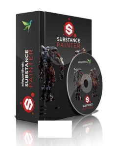 Allegorithmic Substance Painter 1.4.2.778 [En]