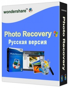 Wondershare Photo Recovery 3.1.1.9 RePack by 78Sergey (& Portable) by Dinis124 [Rus]