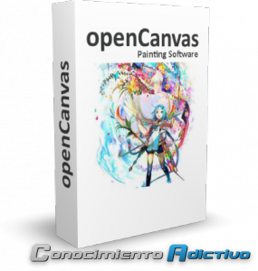 OpenCanvas 6.0.14 x86 x64 [2015, ENG + RUS]