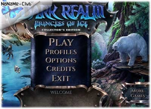 Dark Realm 2: Princess of Ice (2015) [En] Unofficial [Collector's Edition / Коллекционное издание]