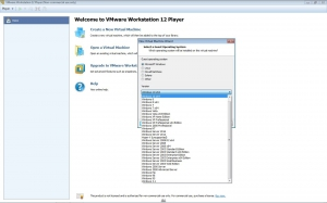 VMware Workstation Player 12.0.0 build 2985596 [En]