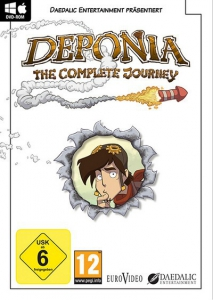 Deponia: The Complete Journey [Ru/Multi] (3.2.4.0142) Steam-Rip