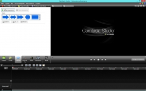 TechSmith Camtasia Studio 8.6.0 Build 2054 RePack by KpoJIuK [Ru/En]