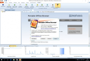 MetaProducts Portable Offline Browser 6.9.4228 SR5 [Multi/Ru]
