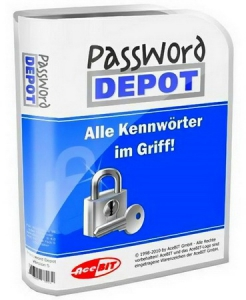 Password Depot Professional 8.2.2 RePack by D!akov [Multi/Ru]