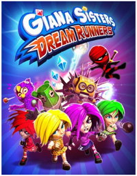 Giana Sisters Dream Runners Мультиплеер