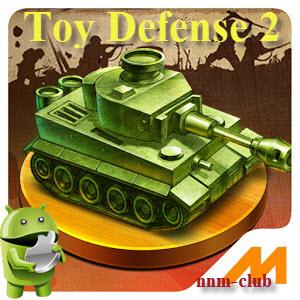Toy Defense 2 / ���������-2 v2.2.4 [Ru/Multi] - ��������� �� ������� ������� ������ ������� �����