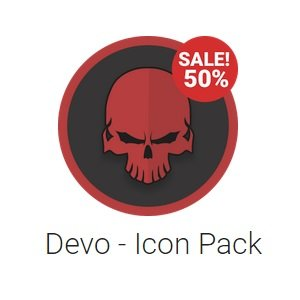 Devo - Icon Pack 4.0.8 [En]