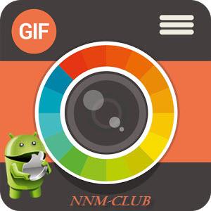 Gif Me! Camera Pro 1.51 [En/Ru] - �������� ���� GIF-��������