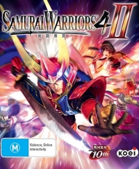 SAMURAI WARRIORS 4-II | Лицензия