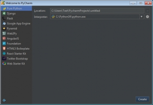 JetBrains PyCharm Professional 4.5.4 Build #PY-141.2569 [En]
