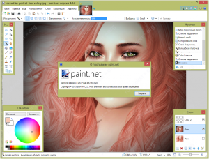 Paint.NET 4.0.6 BPP Portable [MULTILANG +RUS]