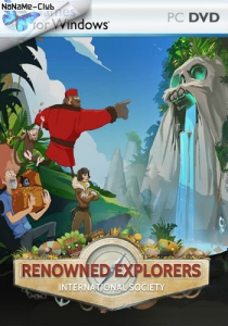 Renowned Explorers: International Society | License GOG