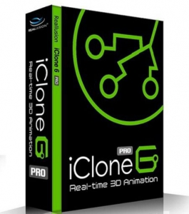 Reallusion iClone Pro 6.2.2102.1 Retail + Resource Pack [En]