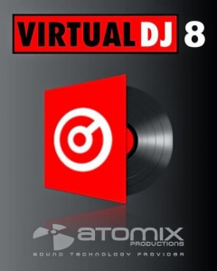 Atomix Virtual DJ Pro Infinity 8.0.0 build 2438.1056 [Multi/Ru]