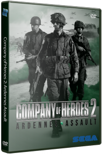 Company of Heroes 2: Ardennes Assault [v 4.0.0.1954 + DLC's] (2014) [Rus/Eng] RePack от xatab