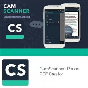 CamScanner Phone PDF Creator 3.9.0.20150831 [Ru/Multi]