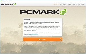 Futuremark PCMark 8 Professional Edition 2.5.419 [Multi]