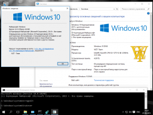 Windows 10 DWS [7in1] by WZT-Team (x64) [Multi/Ru]