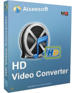Aiseesoft HD Video Converter 8.1.10 [Multi/Ru]