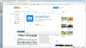Maxthon Cloud Browser 4.4.7.3000 Final + Portable [Multi/Ru]