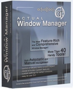 Actual Window Manager 8.5.2 [Multi/Ru]