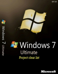 Windows 7 Ultimate & Professional SP1 by AG 09.2015 (x64) [Ru]
