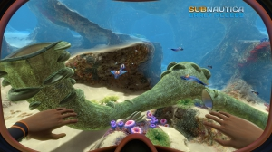 Subnautica [Ru/En] (2359) Steam Early Access