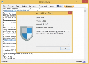 Hosts Block 1.2.8.0 [En]