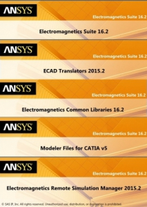 ANSYS Electromagnetics Suite 16.2 Win64 [ENG]