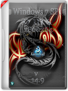 Windows 7 9 in 1 KottoSOFT v.14.9 (x86-x64) [Rus]