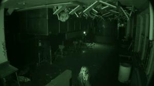Санаторий призраков
